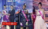 """ຊົມເຊີຍ """"ທິດາ ສິດທິໄຊ"""" ຄວ້າລາງວັນ Miss Socialite ຈາກເວທີ Miss Tourism International 2018"""