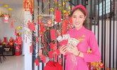 """ຢາກໄດ້ນຳເດ້! ສາວ """"ເຈນນີ້ Miss World Laos 2017"""" ແຈກອັ່ງເປົາ ບອກ ອອກເທົ່າໃດໄດ້ກັບຄືນພັນເທົ່າ"""