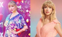"""ເຈົ້າແມ່ເພງດັງ """"Taylor Swift"""" ໃຈປໍ້າ ຈົກເງິນສ່ວນຕົວ ຊ່ວຍຄົນວ່າງງານ ຈາກພິດໂຄວິດ-19"""