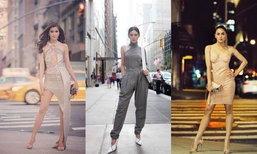 ເຈນີ່ ປູ ໃໝ່ ສວຍງາມໂດດເດັ່ນໃນງານ New York Fashion 2017