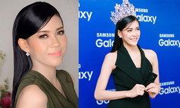 """ແຈກຄວາມສົດໃສຂອງ """"ນຸ້ຍ ສຸພາພອນ"""" Miss Universe Laos ດຽວນີ້ໜ້າຮັກຂຶ້ນເປັນກອງ"""