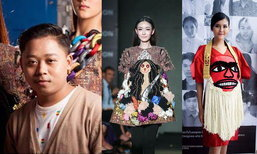 """ສຳພາດພິເສດ """"ຄຳປຸ່ນ ແສງປະກາຍ"""" ແຟຊັນດີຊາຍເນີໜຸ່ມນ້ອຍຈາກໂຄງການ Lao Young Designers"""