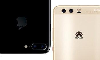 ປະຊັນຮູບຖ່າຍຈາກ Huawei P10 แລະ iPhone 7 Plus ກັບການຖ່າຍແບບ ໜ້າແຈ້ງ-ຫຼັງເບີ ລຸ້ນໃດຖ່າຍ