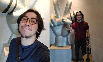 """ຄົນລາວເຮັດໄດ້! ໜຸ່ມ """"ໂທນີ້"""" ຜ່ານເຂົ້າຮອບ Blind Audition ແລ້ວ ໃນລາຍການ The Voice Thailand"""