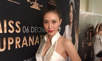"""""""ປຸລັດດາ"""" Miss Supranational Laos ໂພສຂໍໂທດທີ່ເວົ້າອັງກິດຕິດຂັດ ພ້ອມຮັບເອົາຄຳຕິຊົມໄປປັບປຸງ"""