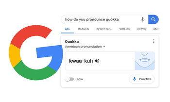 Google ອອກຄຸນສົມບັດໃໝ່ ສອນອອກສຽງພາສາອັງກິດຟຣີ ພ້ອມທັງແນະນຳວິທີອອກສຽງທີ່ຖືກຕ້ອງ