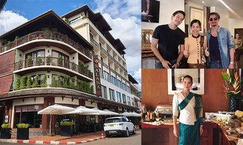 Salana Boutique Hotel ໂຮງແຮມໃຈກາງນະຄອນຫຼວງວຽງຈັນ ກັບເຫດຜົນດີໆທີ່ດາລາຄົນດັງນິຍົມມາພັກເຊົາ