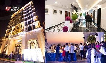 ເປີດຢ່າງເປັນທາງການ SureStay Hotel by Best Western ໂຮງແຮມມາດຕະຖານລະດັບສາກົນໃນໃຈກາງນະຄອນຫຼວງ