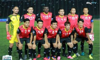 ລາວໂຕໂຢຕ້າ ເປີດສາກ AFC Cup 2018 ສະເໝີ ບຶງເກດ ຈາກກຳປູເຈຍ 3-3