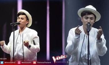 ຊະນະໃຈຄົນລາວສຸດໆ! ແຈັກກີ້ຮ້ອງເພງລາວໃນຮອບການສະແດງສົດ The Voice Thailand