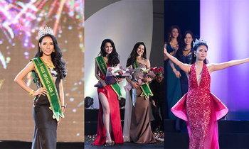 ປະມວນພາບງານປະກວດ Miss Grand Laos 2018 ເມື່ອທ້າຍອາທິດທີ່ຜ່ານມາ