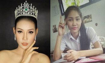 """ເປີດພາບອະດີດ ແລະ ປັດຈຸບັນຂອງ """"ມາລິມ່າ ນົບພະລັດ"""" Miss Grand Laos ຄົນຫລ້າສຸດ"""
