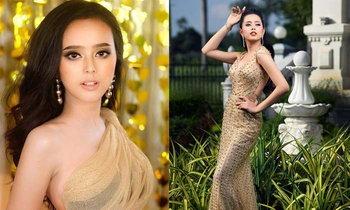 ປັງທຸກລຸກ ກັບ ມີມີ່ ພູນຊັບ Miss International Laos 2017