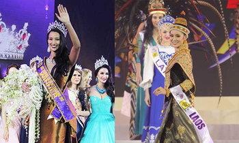 ສາວບຣາຊິນຄວ້າມຸງກຸດ Miss Tourism Queen International - ຕົວແທນລາວໄດ້ຕຳແໜ່ງສາວຜິວດີ