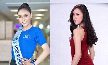 """""""ມຸມີ່ ສີຫາລາດ"""" ສາວງາມໝາຍເລກ W01 ຄວາມສາມາດບໍ່ທໍາມະດາ ໃນການປະກວດ Miss World Laos 2018"""