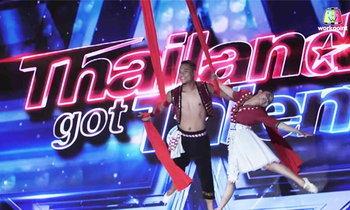 ໜຸ່ມສາວຈາກກອງກາຍະສິນລາວ ສະແດງລີລາຜາດໂຜນໃນລາຍການ Thailand's Got Talent