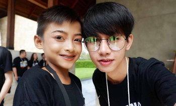 ຕີ່ງຄໍາ ອ່ອນແສງເພັດ 1 ໃນ 35 ຄົນຂອງໂຄງການ Young Make Up Artists Thailand 1