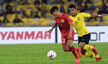 ລາວບຸກເສຍໄຊນອກບ້ານ ຖືກມາເລເຊຍອັດ 3-1 AFF Suzuki Cup 2018