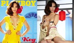 กี้  ภคมน นางงามสุดเซ็กซี่ลงปก PLAYBOY Thailand