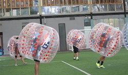 Bubble Football กีฬาแนวใหม่ เอาใจคนรักการออกกำลังกาย