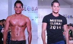 ช็อก!! Mister Global Malaysia 2014 เสียชีวิตแล้ว