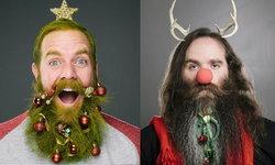 แต่งเคราสุดเก๋!! ต้อนรับคริสมาสต์