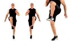 ออกกำลังกายง่ายๆ แค่ยกเท้า
