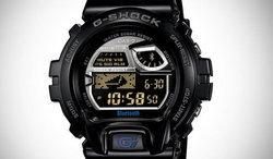 G-SHOCK นาฬิกาติด BLUETOOTH