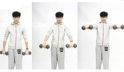 Exercise @ Home ออกกำลังกายง่ายๆ ทำได้ที่บ้าน