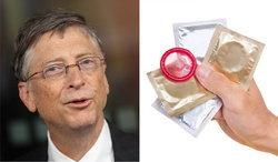 'บิล เกตส์' แจกเงิน 3 ล้าน พัฒนาถุงยางอนามัย