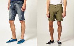 กางเกงขาสั้น + รองเท้าทรงไหน ดูดี มีสไตล์
