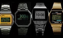 รวมนาฬิกาดิจิตอล ทรงคลาสสิก