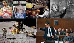 ผู้ชายอเมริกันฝันอยากทำอาชีพอะไร