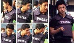 ไดอิจิโร่ เอนามิ นักข่าวสุดหล่อ แหวกกระแสการเมืองไทย