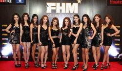 มาแล้ว 10 สาวเซ็กซี่ FHM 2014