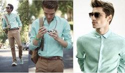Men in mint : สีมิ้นต์ ผู้ชายก็เลือกใส่ได้