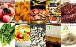 เคล็ดลับการดูแลสุขภาพตามศาสตร์แพทย์แผนจีนอาหาร 10 อย่างที่ไม่ควรกินมากเกิน