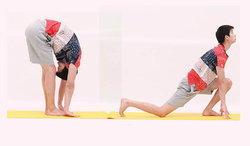 yoga for men : ท่าไหว้พระอาทิตย์