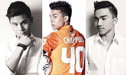 นักฟุตบอลทีมชาติไทย กับลุคนายแบบสุดเท่