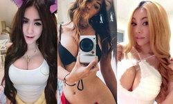 5 อันดับดารานางแบบเต้าบึ้ม ฮอตที่สุดในเมืองไทย