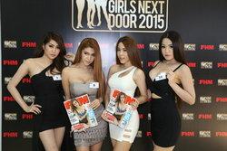 แซ่บซี๊ด! FHM Girls Next Door 2015 รอบ 100 คน