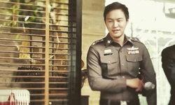 ผู้กองต้อม ร.ต.อ.ทรงพันธ์ กุลดิลก ตำรวจหนุ่มสุดฮอต