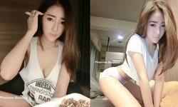 น้องโบกิ ภาสินี เซ็กซี่ สดใส โด่งดังไกลถึงเว็บจีน
