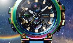 G-Shock Rainbow นาฬิกาที่ได้เเรงบันดาลใจจากสีรุ้ง