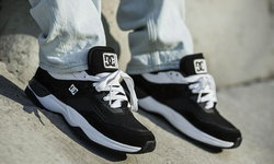 DC เผย E.Tribeka Shoes สีใหม่ขาว-ดำ เรียบง่าย ใส่ได้ทุกโอกาส