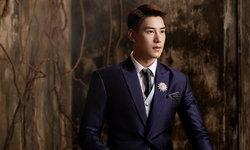 เคน ภูภูมิ ในลุคชุดไทยโมเดิร์นจากห้องเสื้อ วาริช สูท คอลเลคชั่นล่าสุด