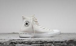 Converse Renew Canvas รองเท้าผ้าใบรีไซเคิลจากขวดพลาสติก