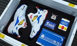 361° แบรนด์รองเท้าจีน จับมือ Gundam ออกรองเท้าคอลเลคชั่นพิเศษ