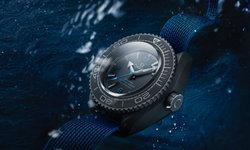 OMEGA Seamaster Planet Ocean Ultra Deep Professional นาฬิกากันน้ำได้ลึกที่สุดในโลก