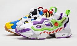 Reebok x Bait เผยรองเท้าคอลเลคชั่น Toy Story 4 ลาย Woody และ Buzz